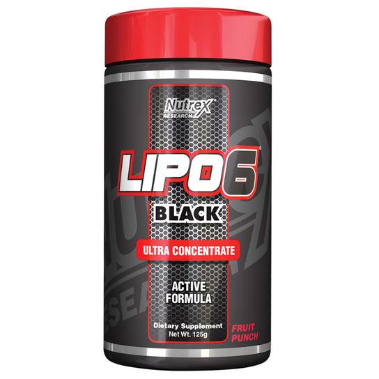 lipo-6 black frasco