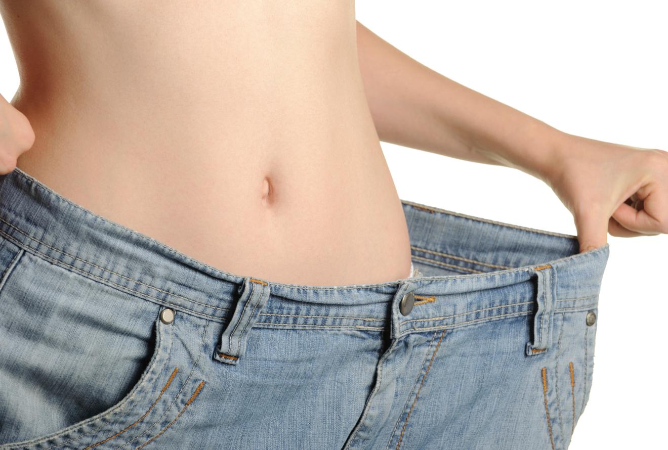Perder o peso sem dieta