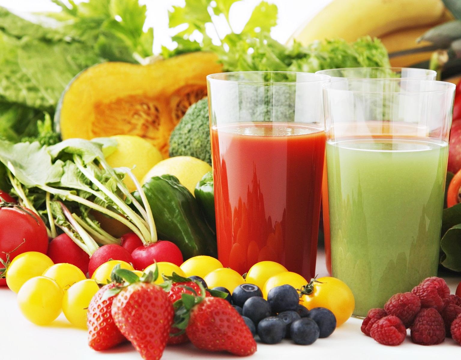 dieta detox alimentos