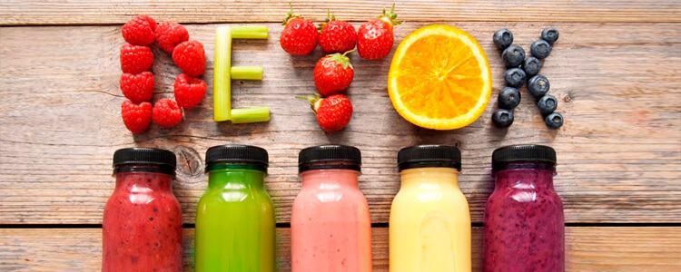 dieta detox sucos