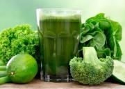 Dieta do Suco Verde