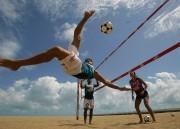 Esportes para praticar na praia