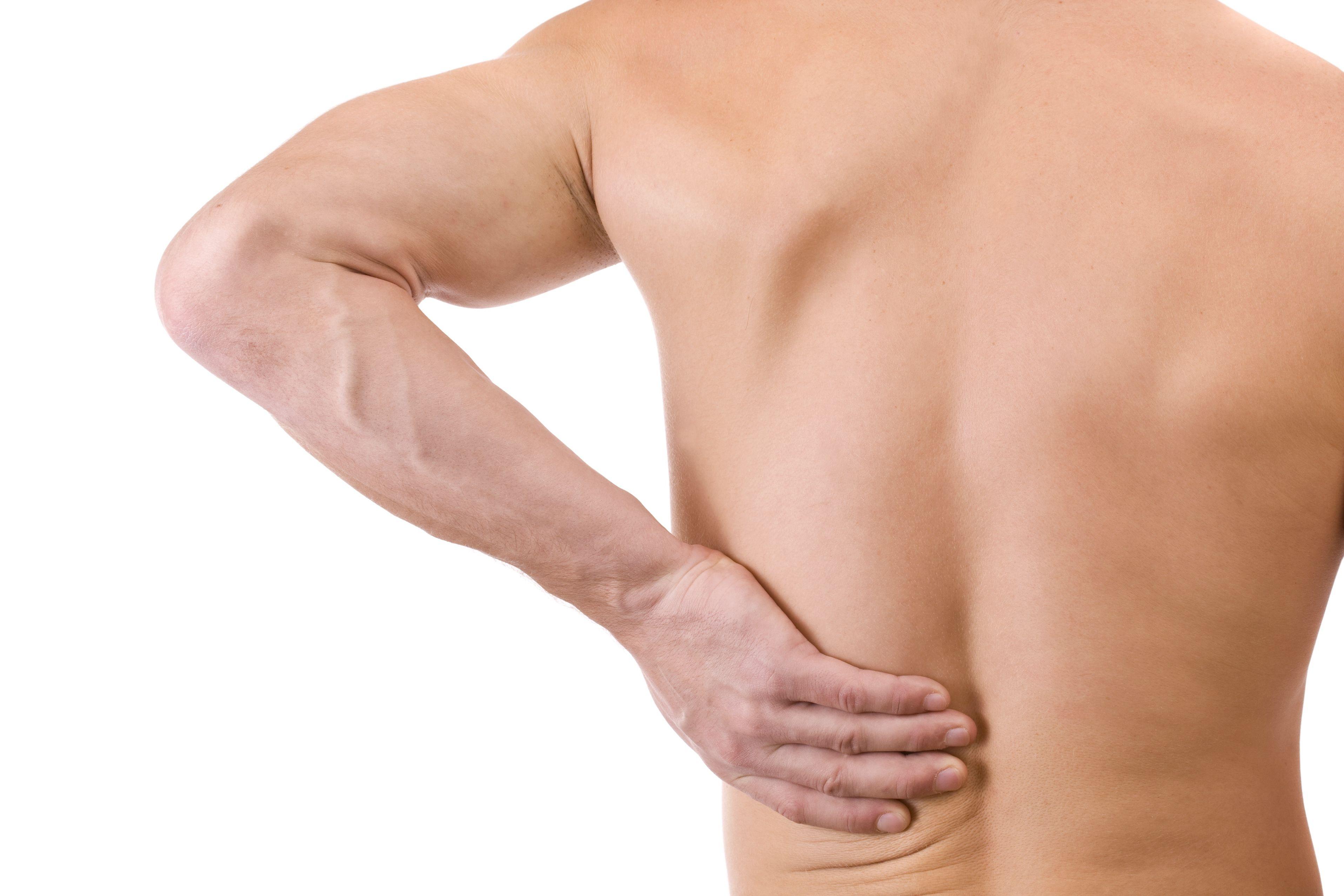 torsilax homem com dor nas costas