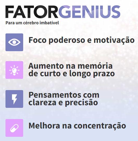 fator genius