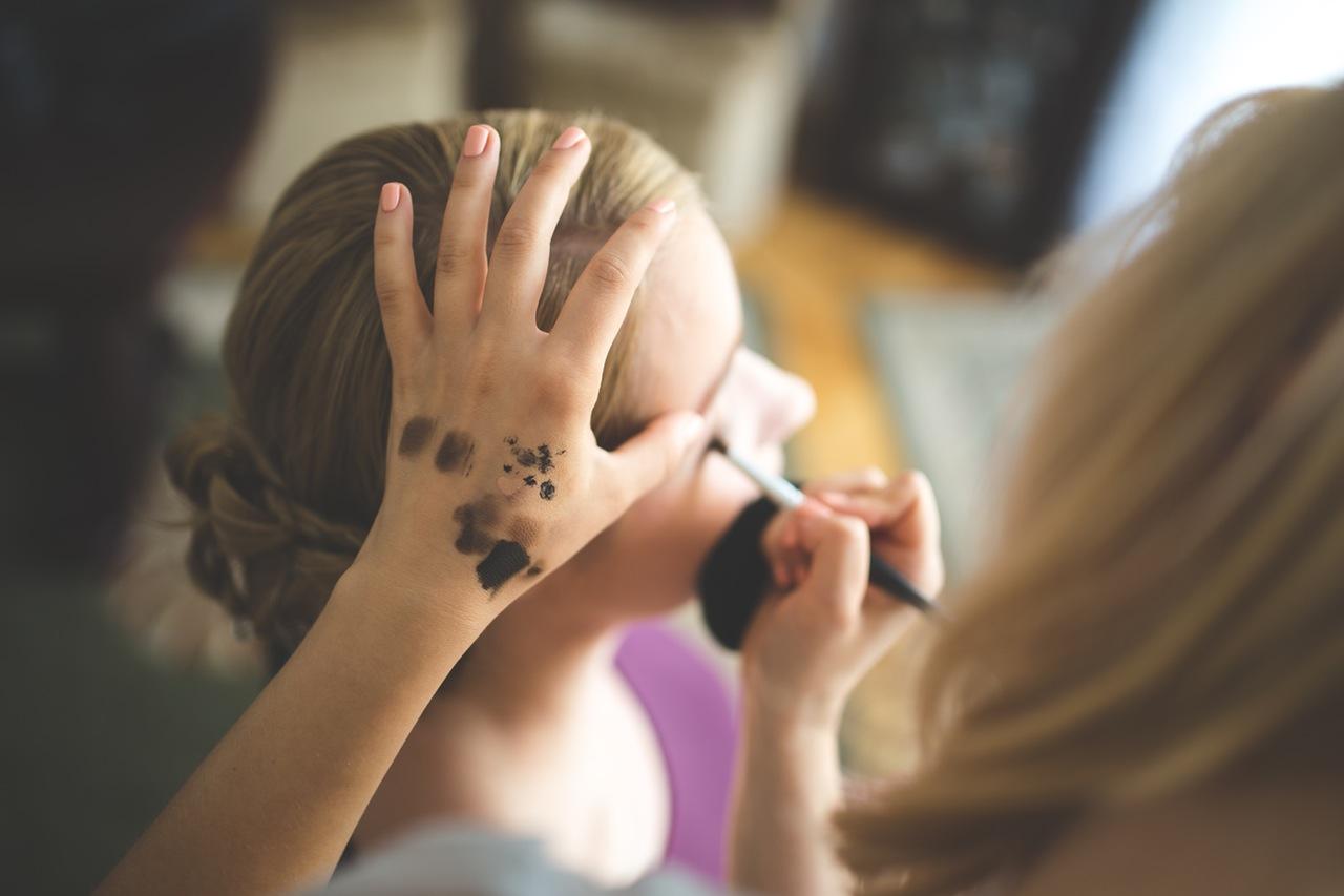 maquiadora de sucesso