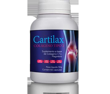 cartilax suplemento