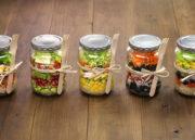 Salada no pote: Selecionamos as melhores receitas para você, confira!