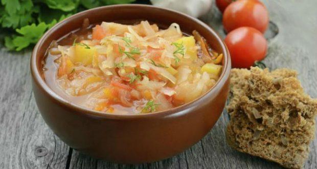 Receita de sopa de repolho