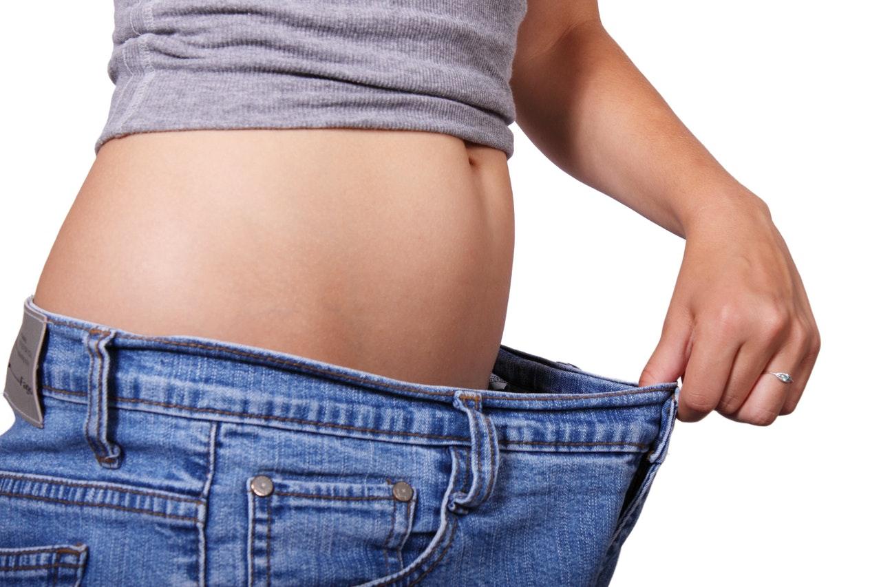 perda peso e perda de medidas