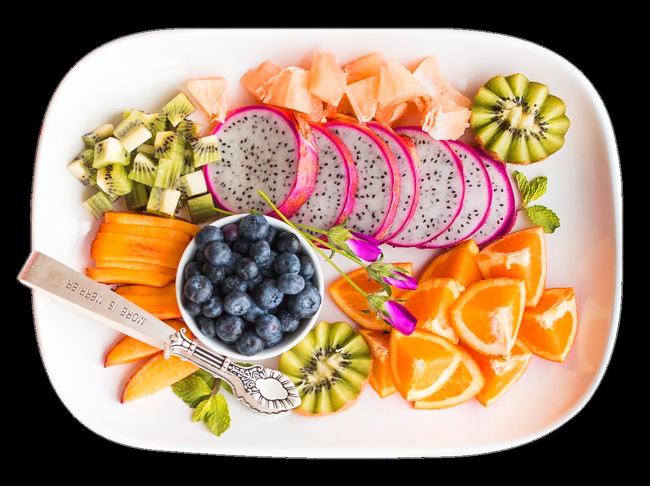 frutas para evitar a compulsão por doces