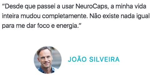 neuro caps depoimento