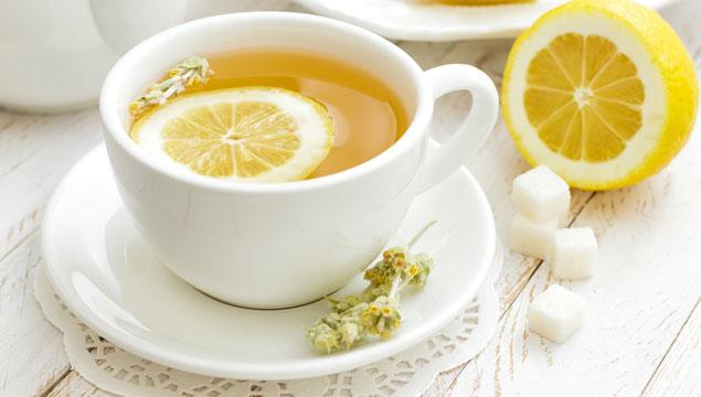 Remédios caseiros para gordura do fígado chá