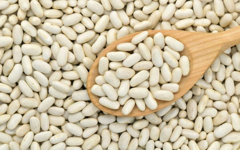 Resultado de imagem para Farinha de feijão branco