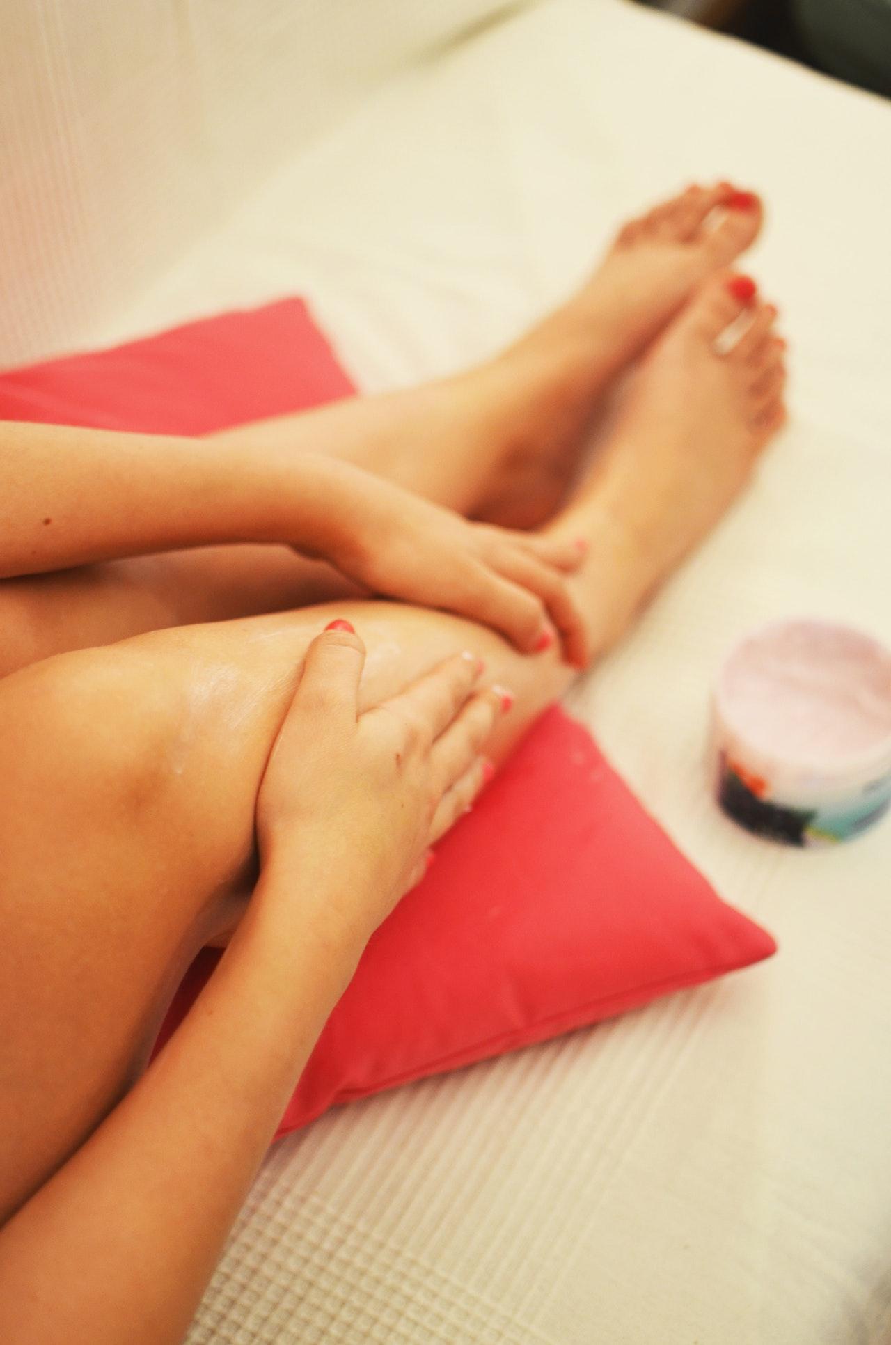 receitas caseiras para dor nas pernas