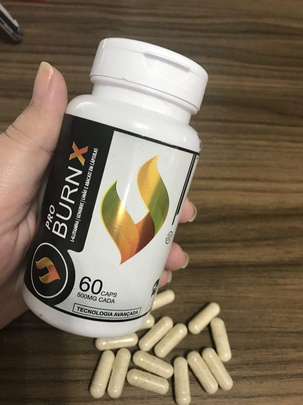 suplementos para emagrecer pro burn x