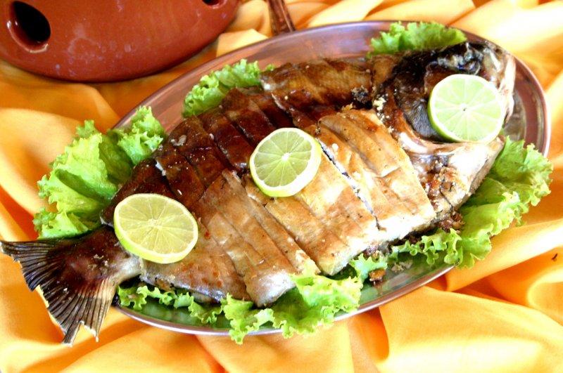 Alimentos para anemia peixe