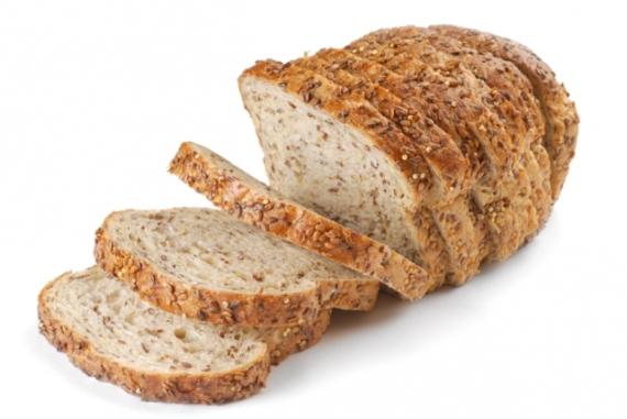 alimentos para anemia pão integral