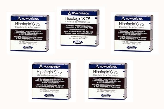 embalagens de Hipofagin
