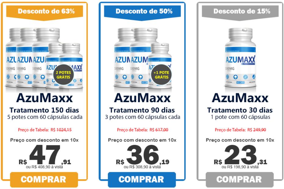 imagem de preço do azumaxx