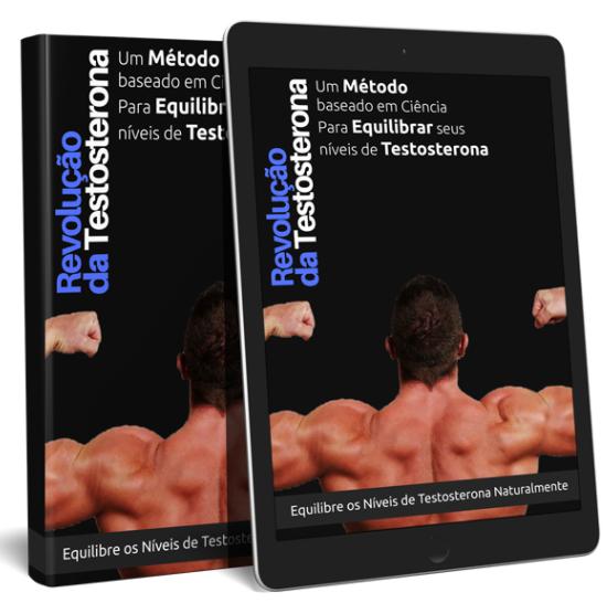 Revolução da Testosterona capa