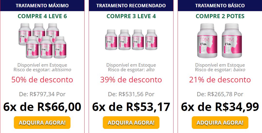 TPM Plus preço