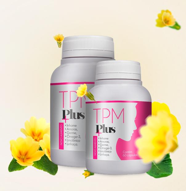 TPM Plus embalagem