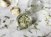 Sal de ervas: Saiba seus principais benefícios e como fazer!