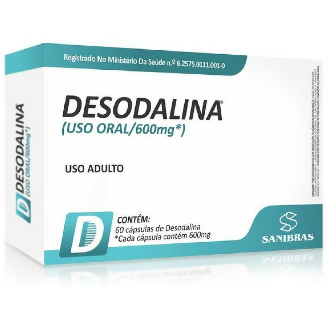 caixa de Desodalina