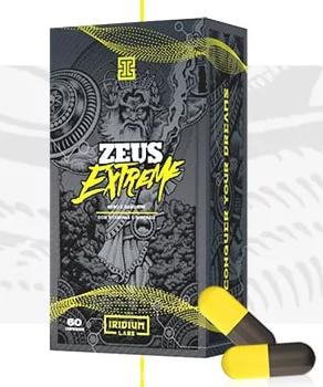 Zeus Extreme embalagem