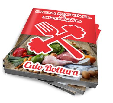 Dieta Flexível e Nutrição capa do e-book