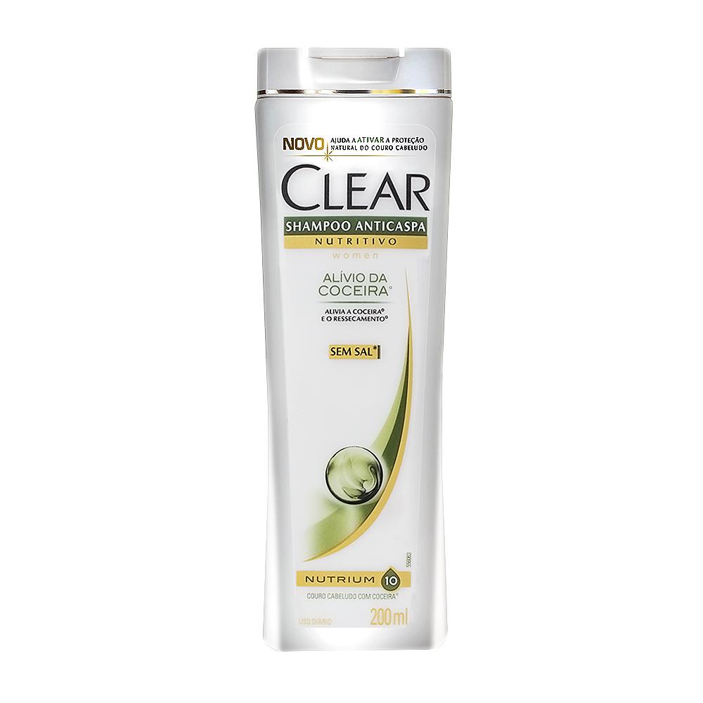 Produtos para caspa shampoo