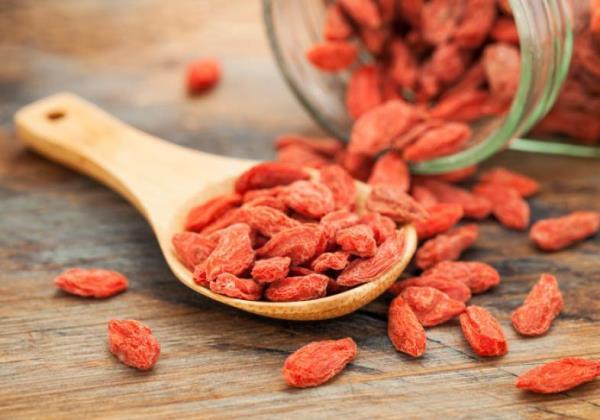 3 alimentos que roubam a sua energia goji berry