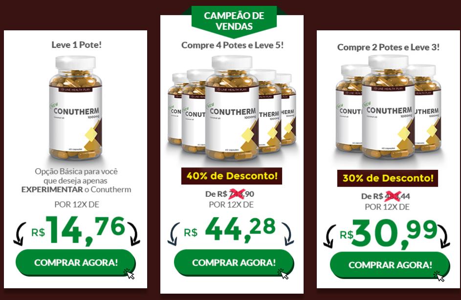 preço do Conutherm