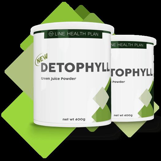 embalagem do Detophyll