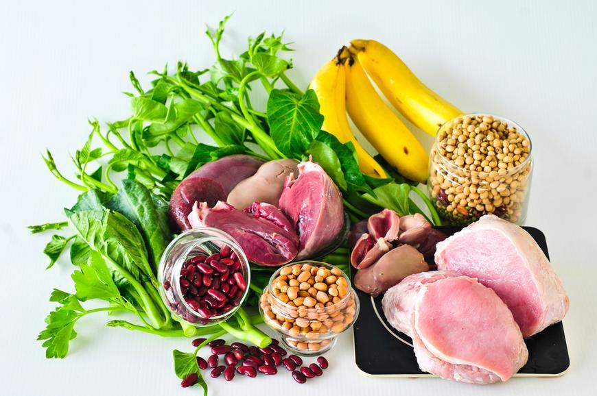Vitamina para memória alimentos ricos em B6