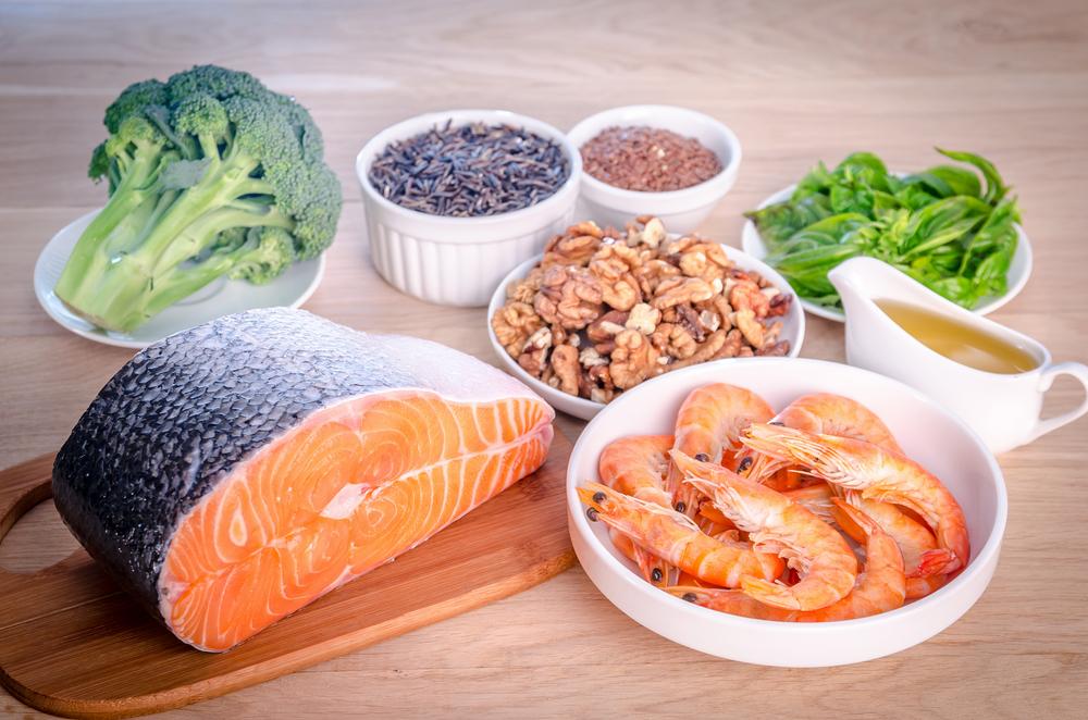 Vitamina para memória alimentos ricos em ômega 3