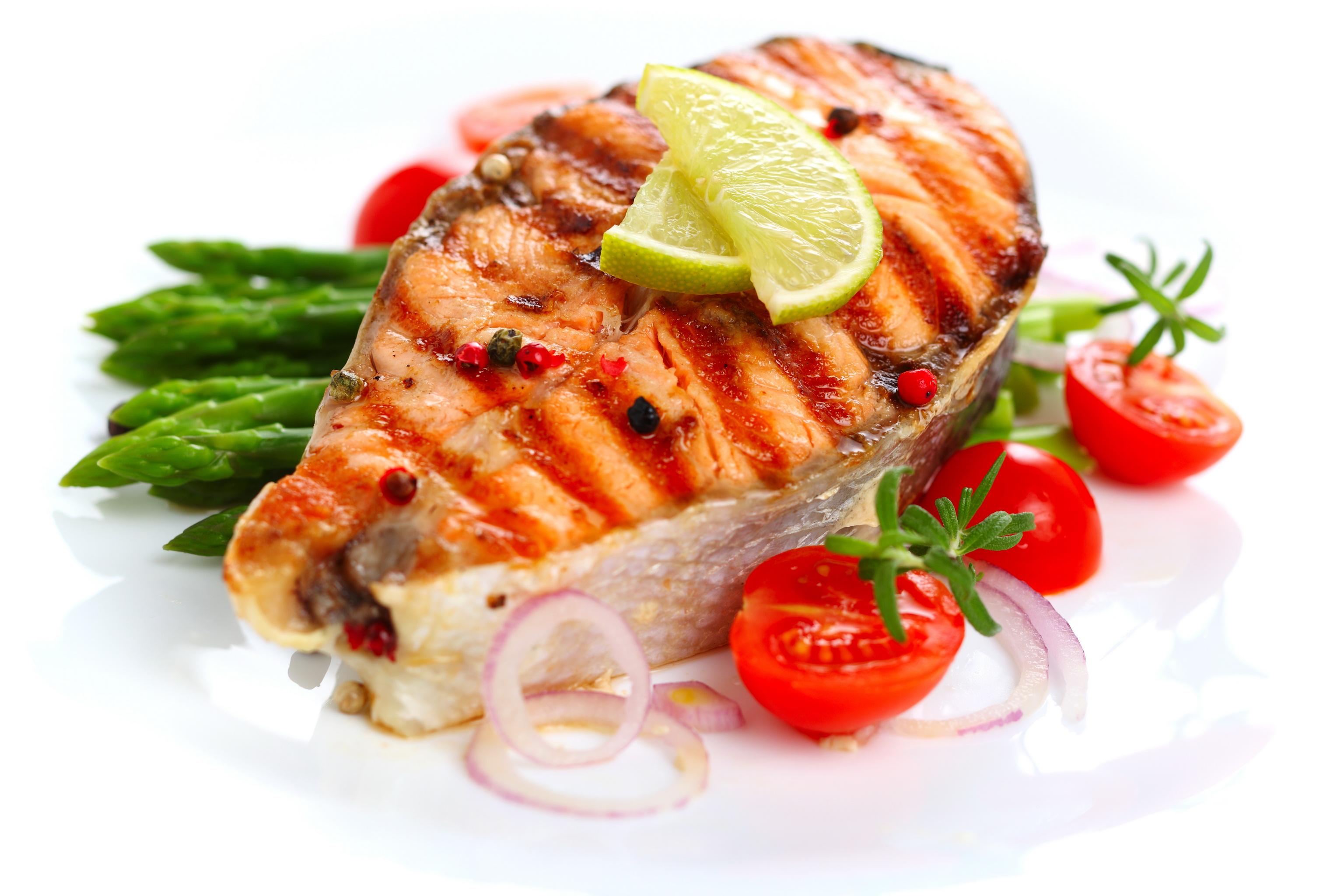 alimentos funcionais peixe