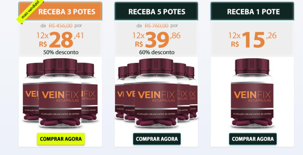 veinfix preços