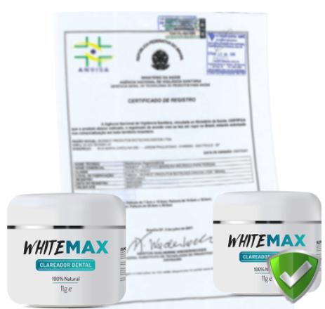White Max Anvisa