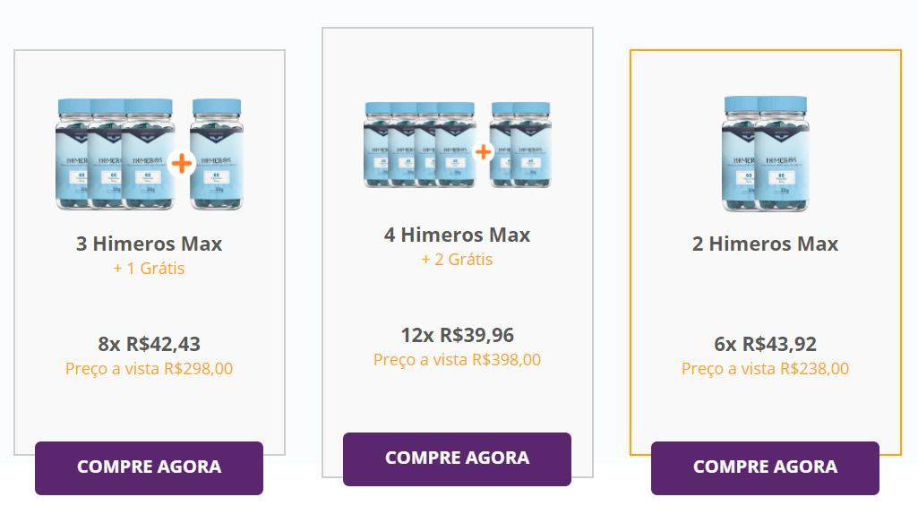 Himeros Max preço