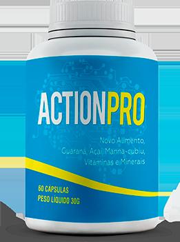 embalagem do ActionPro