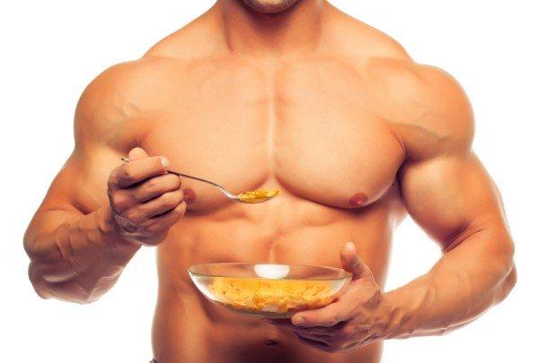 Dieta fitness para ganhar massa