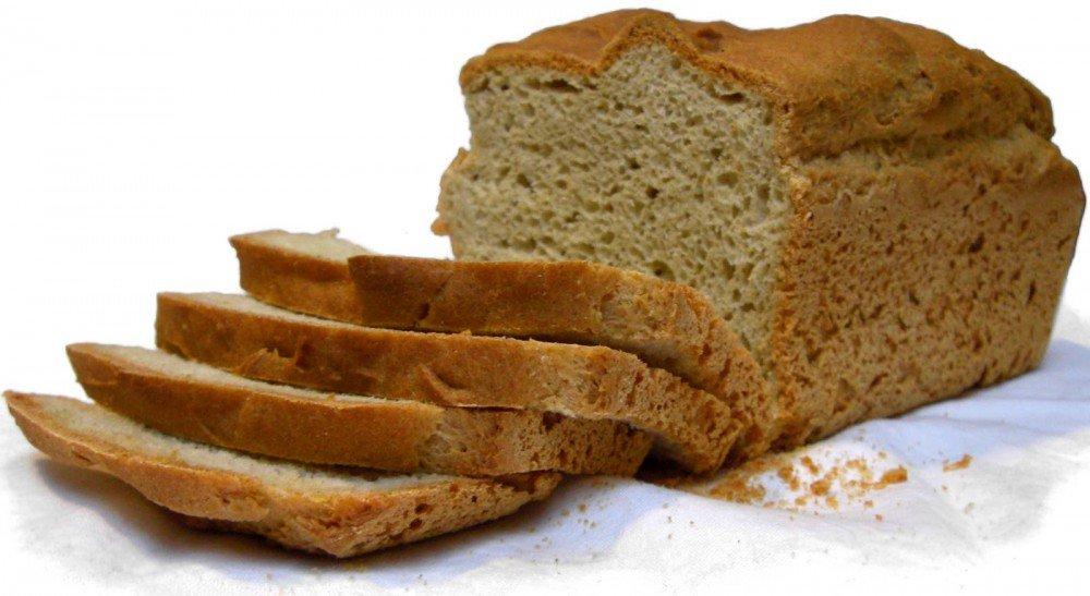 Receitas sem glúten pão