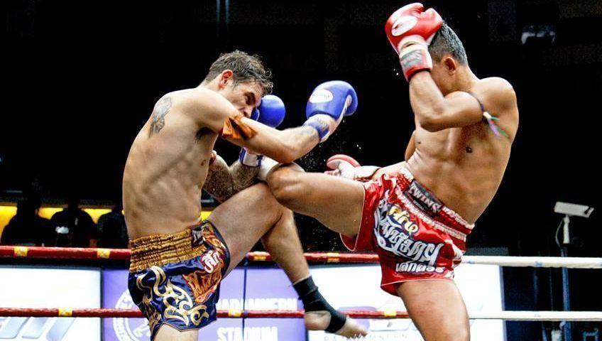 Lutas Muay Thai