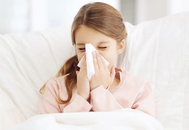 Acetilcisteína gripe