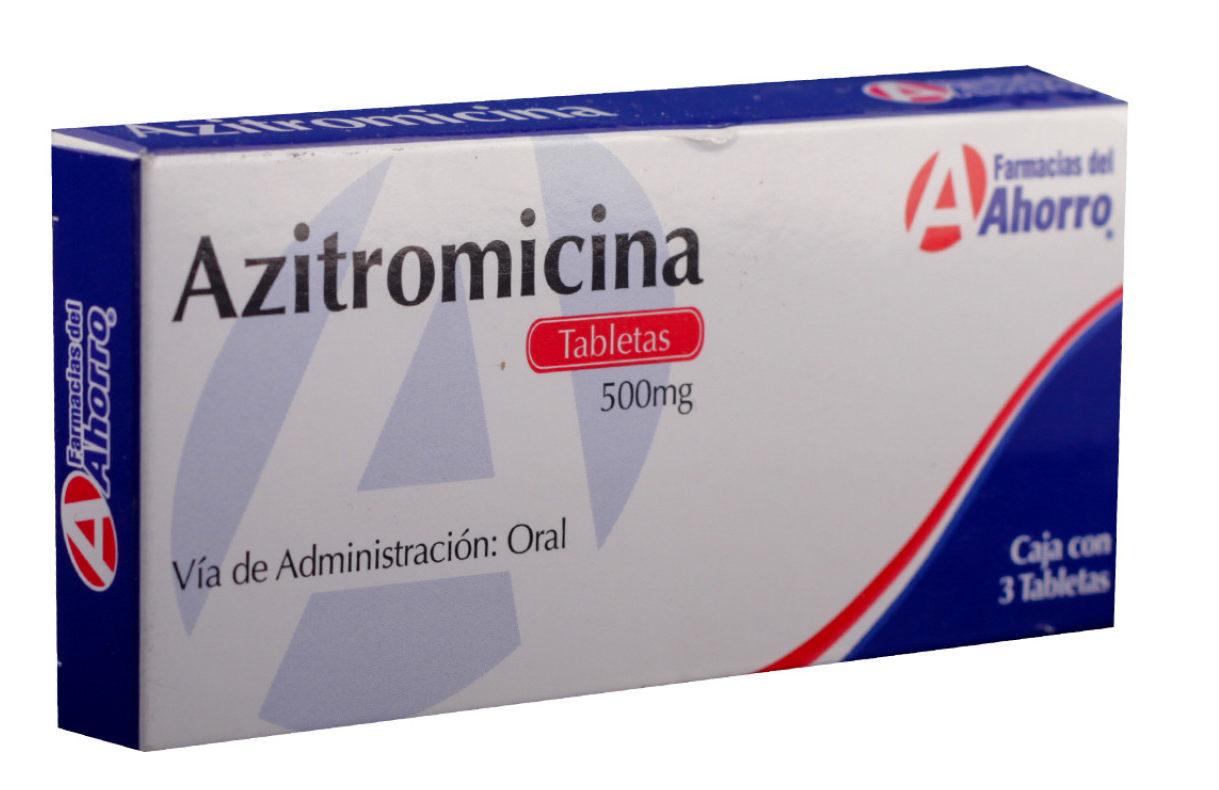 caixa de azitromicina