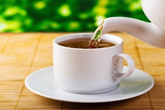 Chá de silimarina