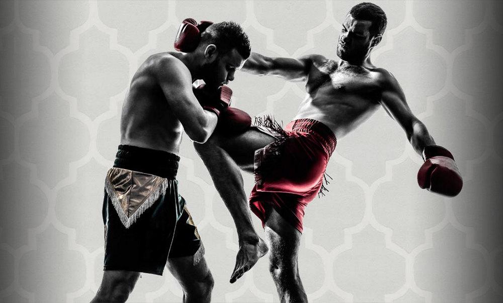 lutar Muay Thai