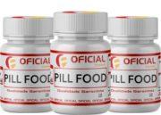 Pill Food: O que é? Para que serve? Tire suas dúvidas!!
