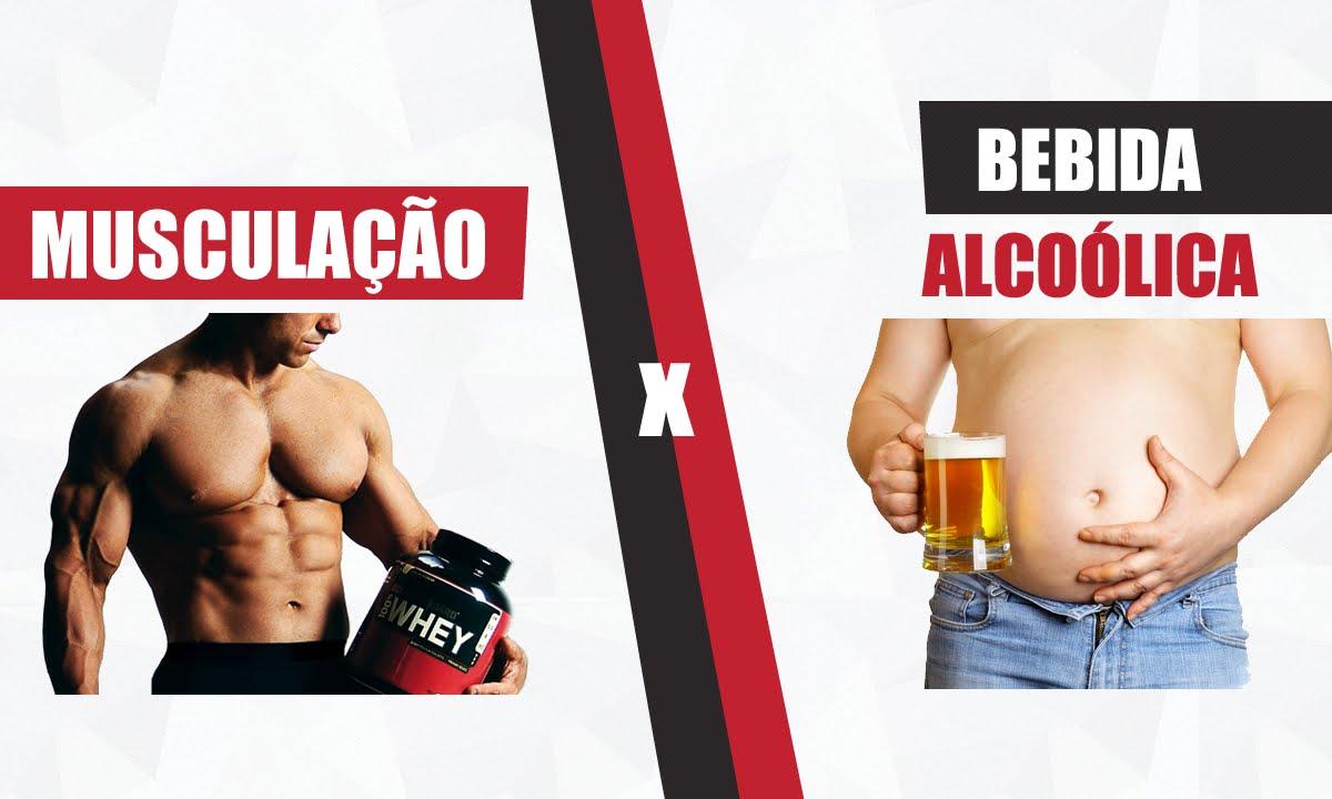 academia x bebida alcoólica
